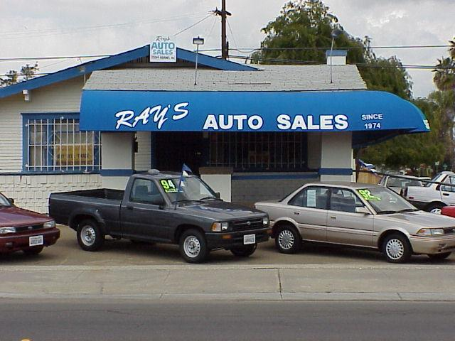 Rays Auto Sales >> Adams Avenue In Normal Heights Kensington San Diego California