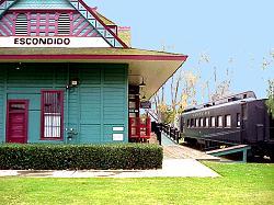 Escondido Train Station