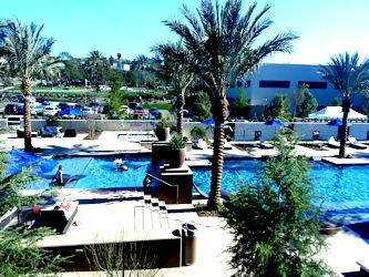 Barona casino pool