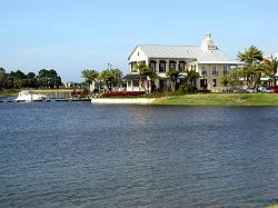 Mirabay Welcome Center In Apollo Beach Florida