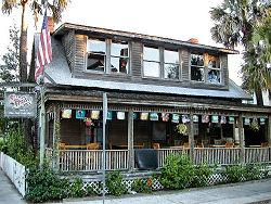 St Augustine Florida Shops Restaurants