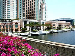 Tampa Marriott Waterside Hotel