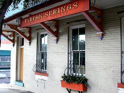 Tarpon Springs Florida Home Page