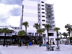 Map Of Florida Clearwater.Hilton Clearwater Beach Resort Photos Map Reservations