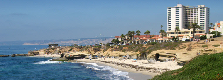 Travel to San Diego hotels, casinos, things to do