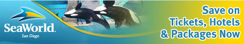 SeaWorld San Diego discount tickets