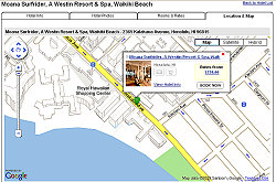 Maps to hotels in Hotel Circle and Mission Valley San Diego